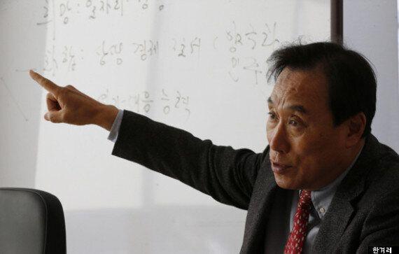 [인터뷰] '박 대통령 경제 교사' 김광두