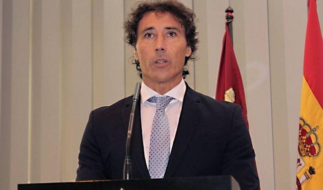 El director general de Seguridad Ciudadana y Emergencias de Murcia, Pablo Ruiz
