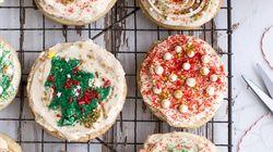 크리스마스를 위한 최고의 쿠키 레시피
