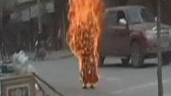 페이스북, 티베트인 분신 동영상 삭제