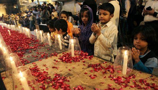 34장의 사진으로 보는 파키스탄
