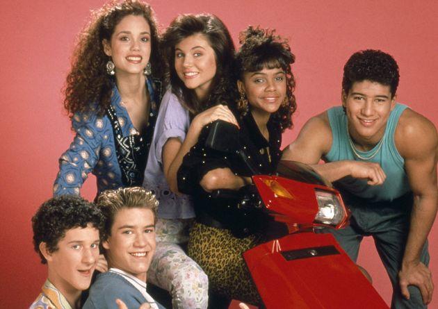 Le casting original de la série télé culte des années 90