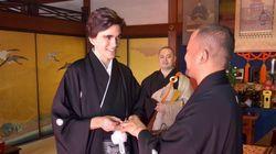 교토의 불교 사원이 동성결혼을