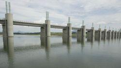 홍수 막는다는 보, 되레 홍수 위험도