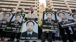 '경비원 분신' 신현대아파트 고용 승계