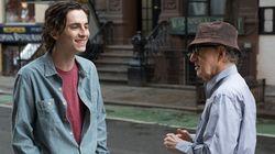 Pourquoi Timothée Chalamet a-t-il accepté de tourner avec Woody Allen