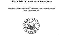 [CIA 고문 보고서] 잔혹한 실상 담은 '고문실태