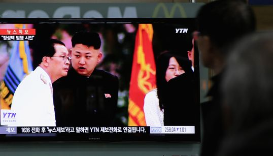 장성택 처형 이후 북한 권력지도
