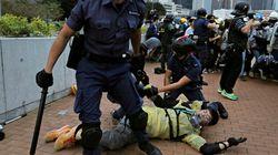 홍콩 시위사태,