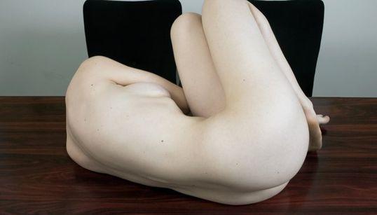 아름다운 '누드 자화상', 7년의 기록