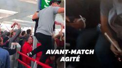 Plus de 300 supporters lillois arrêtés à Amsterdam avant le match