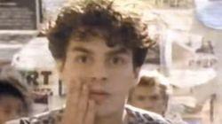 마크 러팔로의 데뷔작은 1989년 여드름