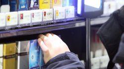 도·소매상 '담배사재기'