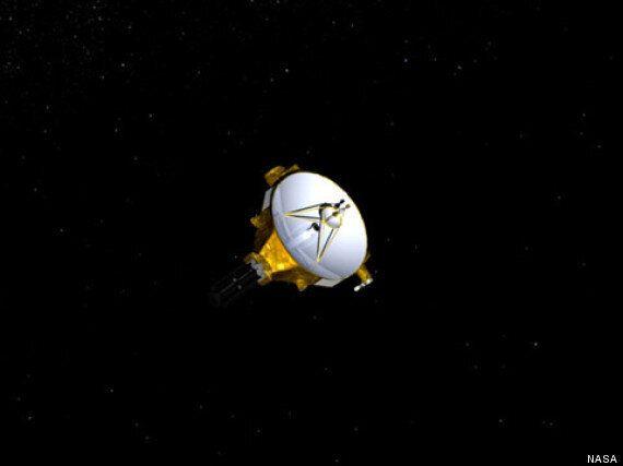 9년 전 지구 떠난 첫 명왕성 탐사선 내년 1월 탐사