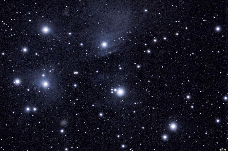 별을 처음 보는 사람에게 보여주고 싶은