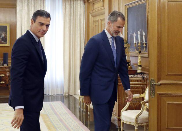 Sánchez y Felipe