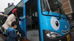서울시, 연말 버스