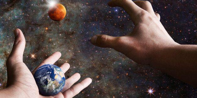 화성에 인류 메시지 9만건 일제