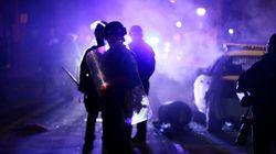 미국 '퍼거슨 시위', 소강