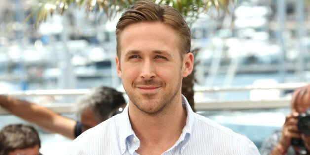 Actor Ryan Gosling during a photo call for Lost River at the 67th international film festival, Cannes,...