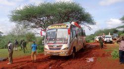'버스학살' 소말리아 반군 100명
