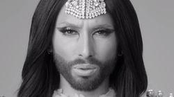 턱수염 드랙퀸 '콘치타 부르스트'의 뮤직비디오
