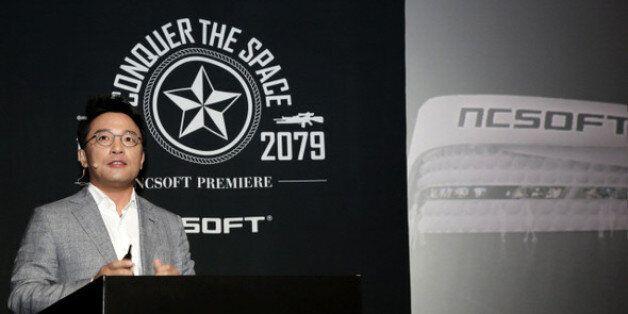 김택진 NC소프트 대표