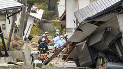 일본 나가노현, 6.7 지진으로 39명