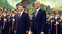 중국과 미국, 온실가스 감축