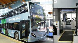 국내 첫 광역 2층버스 다음달