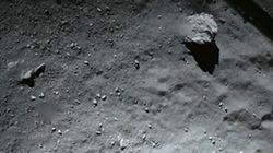 혜성 탐사로봇, 유기 분자를
