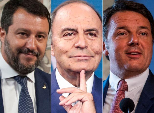 Salvini, Vespa e