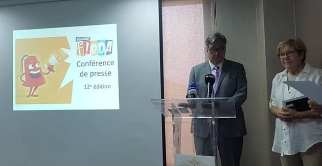 Conférence du lancement du
