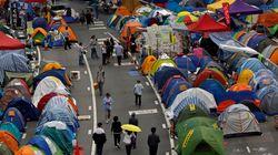홍콩 시위대에게는 출구가