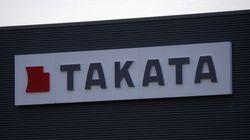 일본 정부, 다카타에 에어백 결함 내부조사