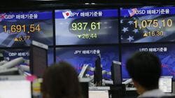 한국경제, 미국과 일본 사이