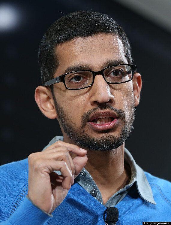 순다르 피차이, 구글 2인자