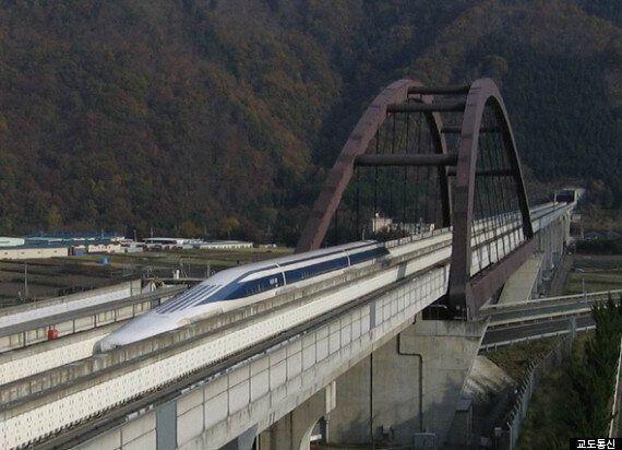 시속 500㎞ 리니어 신칸센, 일본 경제
