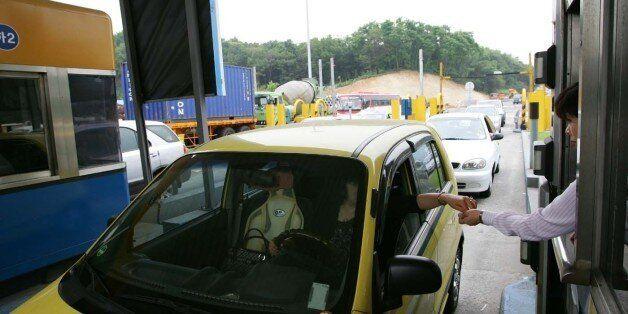 고속도로 요금소의 '장애인 고용