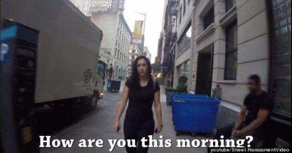 여성인 당신은 뉴욕에서 얼마나 많은 성희롱을