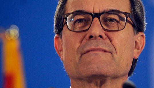 카탈루냐 비공식 독립투표 80%
