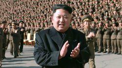 북 김정은, 지팡이는 없지만 여전히