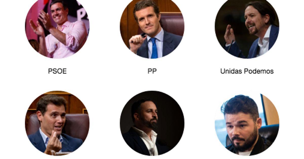 ENCUESTA: ¿A quién votarás si se repiten las elecciones?