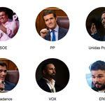 ENCUESTA: ¿A quién votarás si se repiten las