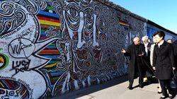 베를린 장벽 붕괴와 한반도의 '작은