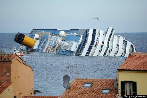 콩코르디아호 침몰 34개월 만에 마지막 실종자
