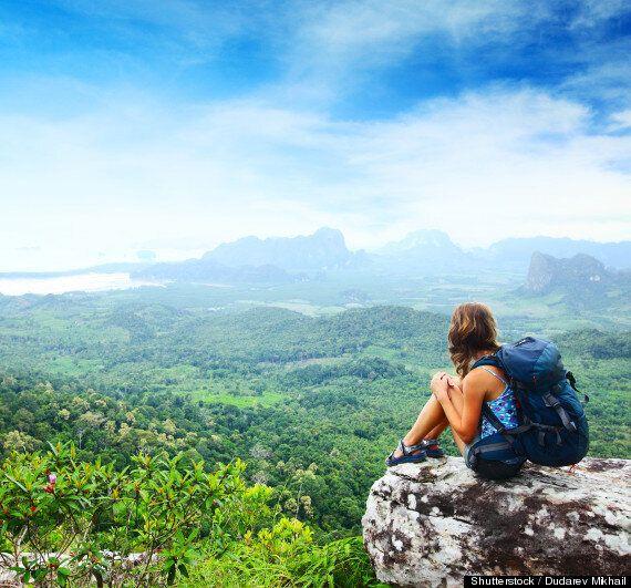 혼자 여행하는 사람을 위한 7가지 안전