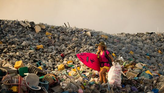 천국 같은 몰디브에는 쓰레기 섬이 있다