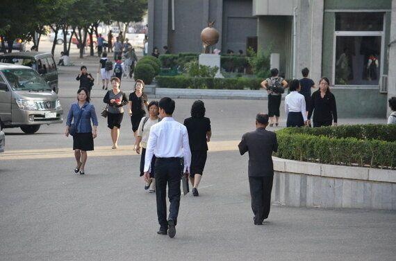 나의 북한 방문기 3편 | 칠보산을