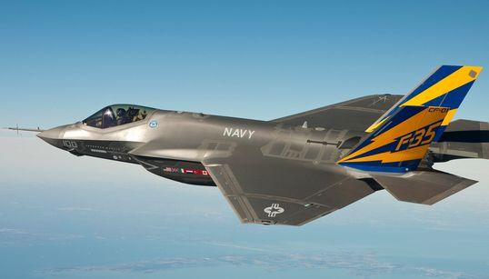 F-35가 미국 46개주에서 만들어지는 방법